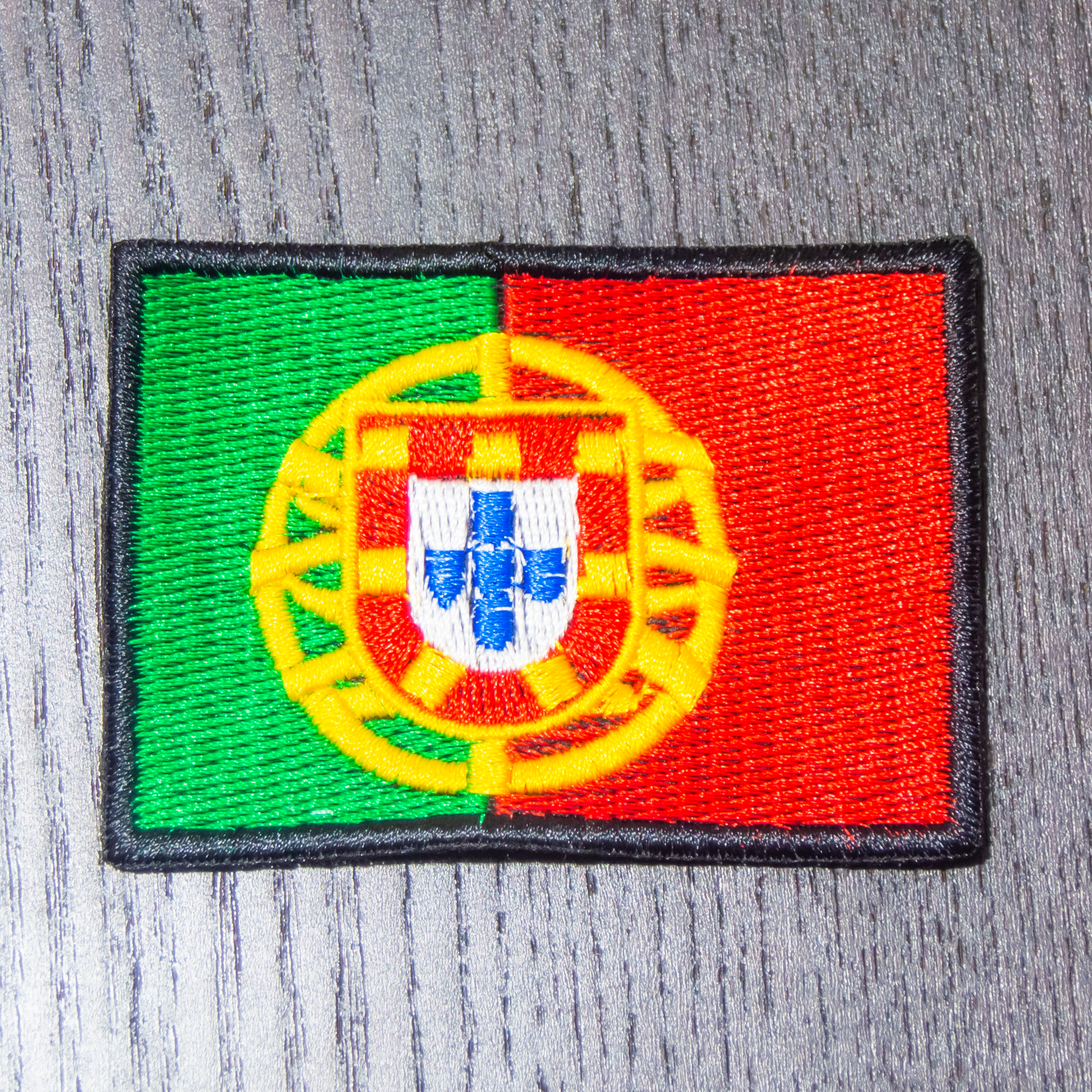 Patch - Portugal (Rectangular )